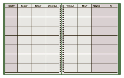 who determines my daily schedule the determined teacher